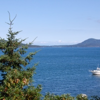 Biking was not in the cards: Our trip to Pender Island