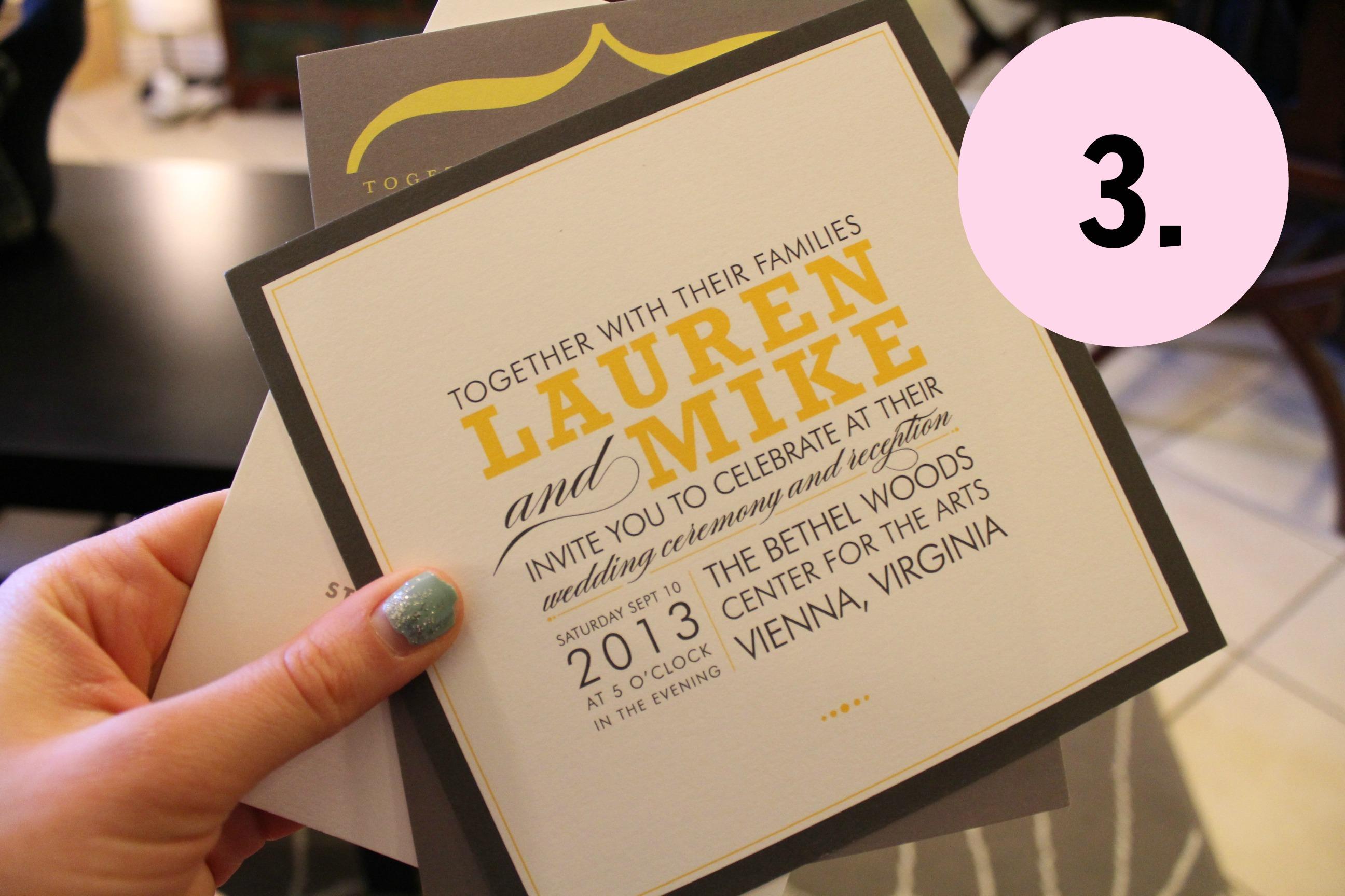 Wedding Invitations Ashly Monkey