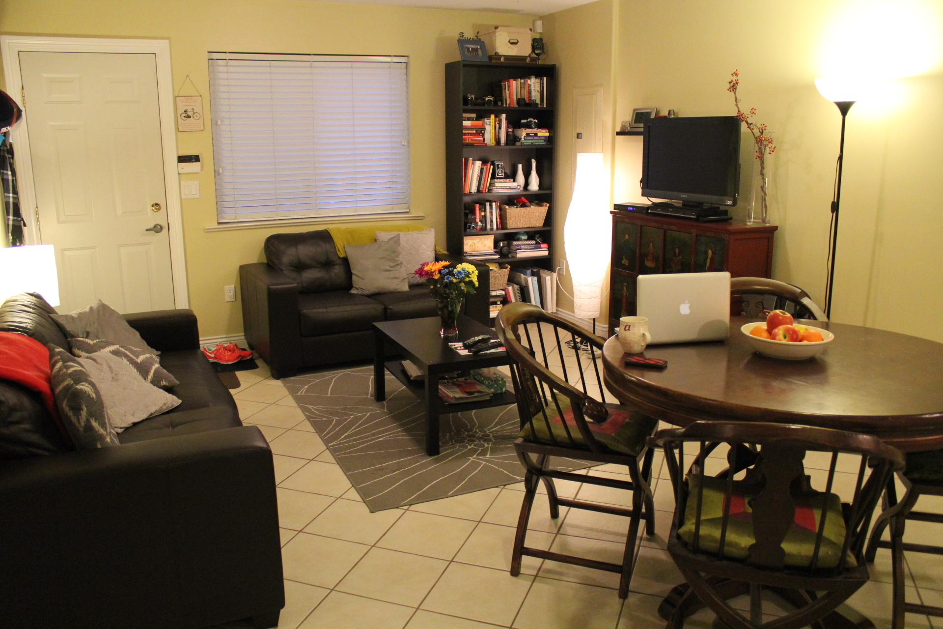 The pros and cons of living in a basement apartment ashly monkey - Small space for lease style ...